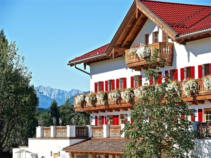 Golf Resort Achental - Hotelansicht